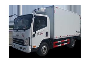 3.7-4.2米冷藏车(蓝牌)