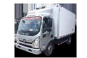 柴油冷藏车(国六)